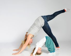 Ouder – kind yoga Zwolle
